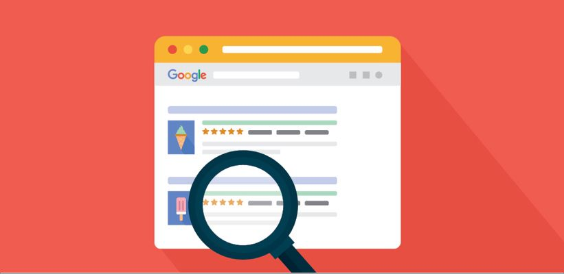 Google Search Console voegt presentaties van review snippets toe